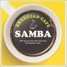 Brazilian Cafe Samba (Japanese Edition) - CD Audio