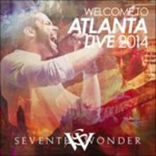 Welcome to Atlanta Live (Japanese Edition) - CD Audio di Seventh Wonder