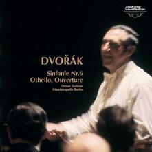 Sinfonia (HQ Japanese Edition) - CD Audio di Antonin Dvorak,Otmar Suitner