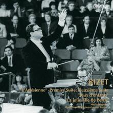 L'arlesienne (HQ Japanese Edition) - CD Audio di Georges Bizet,Heinz Rögner