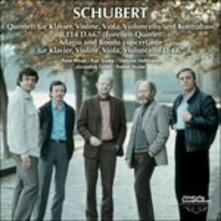 Forellen Quintet (HQ Japanese Edition) - CD Audio di Franz Schubert,Peter Rösel