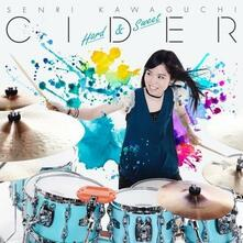 Cider. Hard and Sweet (Japanese Edition) - CD Audio di Senri Kawaguchi