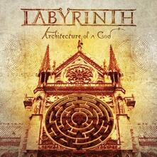 Architecture of a God (Japanese Edition + Bonus Track) - CD Audio di Labyrinth