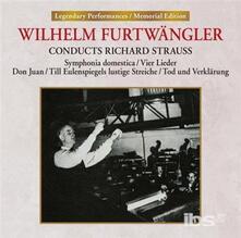 Furtwängler Conducts Richard Strauss (Japanese Edition) - CD Audio di Richard Strauss,Wilhelm Furtwängler