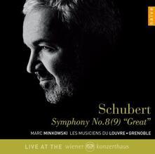 Sinfonia n.8 (UHQCD) - CD Audio di Franz Schubert