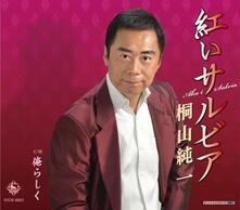 Akai Sarubia - CD Audio Singolo di Junichi Kiriyama