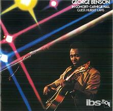 In Concert. Carnegie Hall (UHQCD Remastered) - CD Audio di George Benson