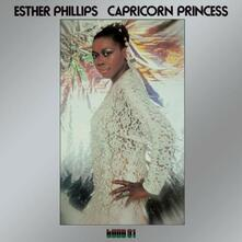 Capricorn Princess - CD Audio di Esther Phillips