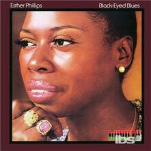 Black Eyed Blues - CD Audio di Esther Phillips
