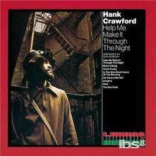 Help Me Make it Through - CD Audio di Hank Crawford