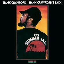 Untitled - CD Audio di Hank Crawford