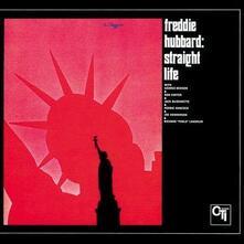 Straight Life - CD Audio di Freddie Hubbard