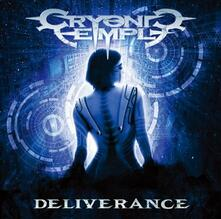 Deliverance ( + Bonus Track) - CD Audio di Cryonic Temple