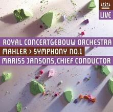 Sinfonia n.1 (UHQCD) - CD Audio di Gustav Mahler