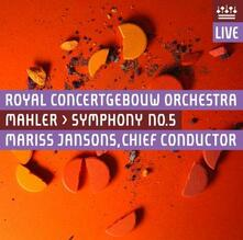 Sinfonia n.5 (UHQCD) - CD Audio di Gustav Mahler