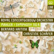 Sinfonia n.4 (UHQCD) - CD Audio di Gustav Mahler