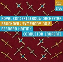 Sinfonia n.8 (UHQCD) - CD Audio di Anton Bruckner