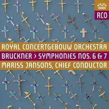 Sinfonie n.6, n.7 (UHQCD) - CD Audio di Anton Bruckner