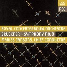 Sinfonia n.9 (UHQCD) - CD Audio di Anton Bruckner