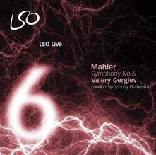 Sinfonia n.6 (UHQCD) - CD Audio di Gustav Mahler
