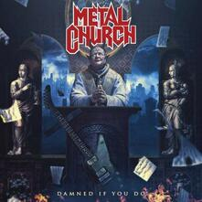 Damned If You Do (Deluxe Edition) - CD Audio di Metal Church