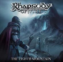 Eighth Mountain (with Bonus Tracks) - CD Audio di Rhapsody of Fire