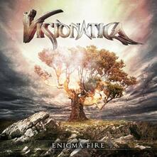 Enigma Fire - CD Audio di Visionatica