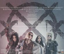 Rust - CD Audio di Crashdiet