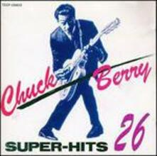 Super-Hits (Japanese Edition) - CD Audio di Chuck Berry