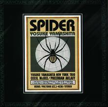 Spider (Japanese Edition) - CD Audio di Yosuke Yamashita