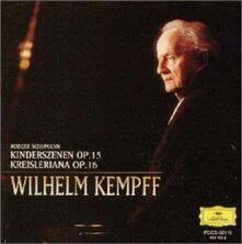 Schubert. Impromptus (Japanese Edition) - CD Audio di Franz Schubert,Wilhelm Kempff