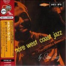 More West Coast Jazz (Japanese Edition) - CD Audio di Stan Getz