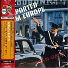 Imported from Europe (Japanese Edition) - CD Audio di Stan Getz