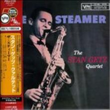 Steamer (Japanese Edition) - CD Audio di Stan Getz