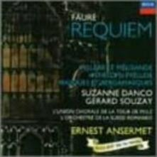 Requiem - CD Audio di Gabriel Fauré,Ernest Ansermet