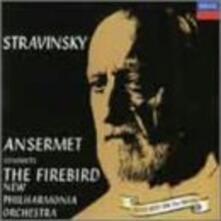 L'uccello di fuoco (L'oiseau de feu) (Reissue) - CD Audio di Igor Stravinsky,Ernest Ansermet,New Philharmonia Orchestra