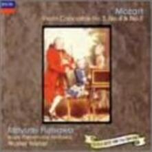 Concerto per violino n.3, n.4 - CD Audio di Wolfgang Amadeus Mozart,Mayumi Fujikawa