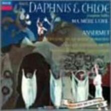 Dafni e Cloe (Daphnis et Chloé) (Reissue) - CD Audio di Maurice Ravel,Ernest Ansermet