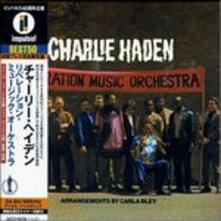 Liberation Music Orchestra (Japanese Limited Remastered) - CD Audio di Charlie Haden