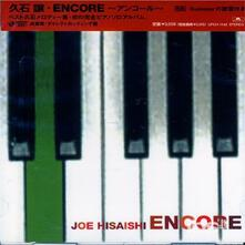 Encore (Colonna Sonora) (Japanese Edition) - CD Audio di Joe Hisaishi