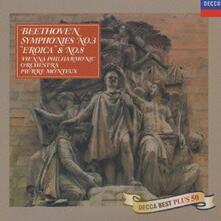 Sinfonia n.3 Eroica (Reissue) - CD Audio di Ludwig van Beethoven,Pierre Monteux,Wiener Philharmoniker