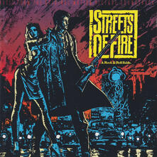 Streets of Fire (Colonna Sonora) (Japanese Edition) - CD Audio