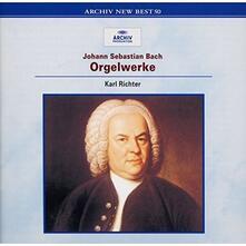 Organ Works (Japanese Limited Remastered) - CD Audio di Johann Sebastian Bach