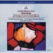 Cantate Bwv140-147 (Japanese Limited Remastered) - CD Audio di Johann Sebastian Bach