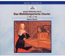 Il Clavicembalo Ben Temperato (Japanese Limited Remastered) - CD Audio di Johann Sebastian Bach