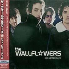 Red Letter Days (Japanese Edition + Bonus Tracks) - CD Audio di Wallflowers