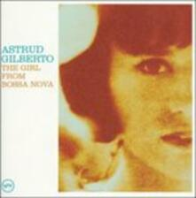 Girl from Bossa Nova (Japanese Limited Remastered) - CD Audio di Astrud Gilberto