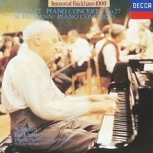 Concerti per pianoforte - CD Audio di Wolfgang Amadeus Mozart,Robert Schumann