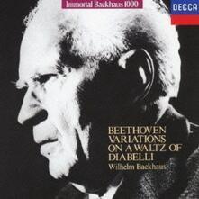 Variazioni Diabelli (Limited) - CD Audio di Ludwig van Beethoven