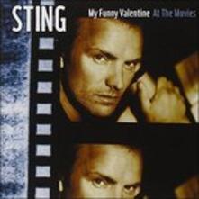 My Funny Valentine (Japanese Edition) - CD Audio di Sting